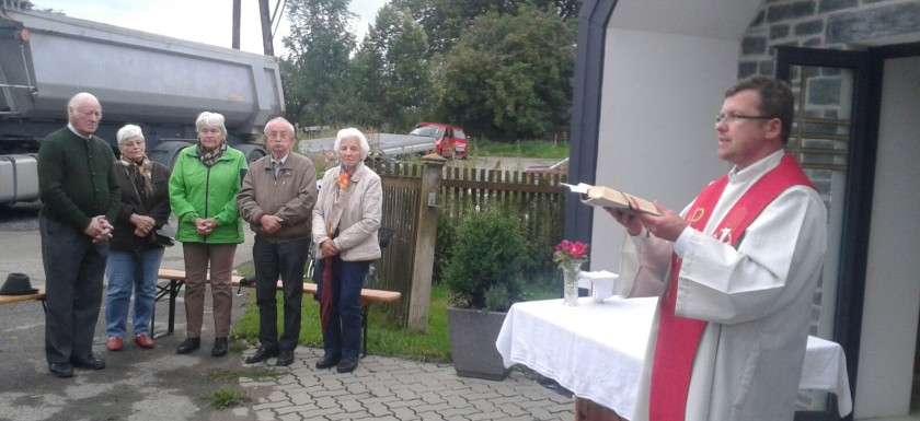 Dorfmesse Falzbergerkapelle 4