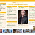 Festprogramm Homepage