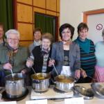 Gruppenbild Suppensonntag